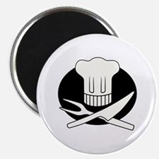 "Pirate Chef 2.25"" Magnet (100 pack)"