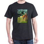 Horses Dark T-Shirt