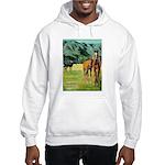 Horses Hooded Sweatshirt