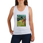 Horses Women's Tank Top