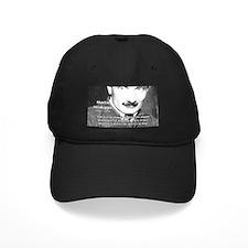Man / Language: Heidegger Baseball Hat