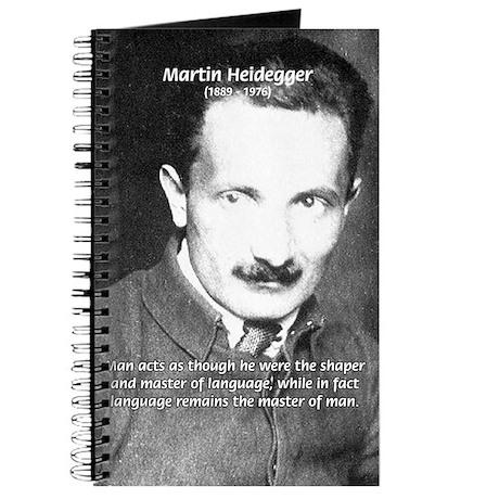 Man / Language: Heidegger Journal