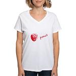 Colegio Women's V-Neck T-Shirt