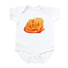 Orange Rose Infant Bodysuit