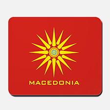 MACEDONIA Mousepad