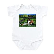 """Shetland Sheepdog """"the babysi Onesie"""