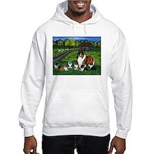 "Shetland Sheepdog ""the babysi Hoodie"