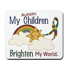 Brighten World 1 (A Children) Mousepad