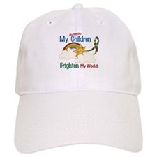 Brighten World 1 (A Children) Baseball Cap