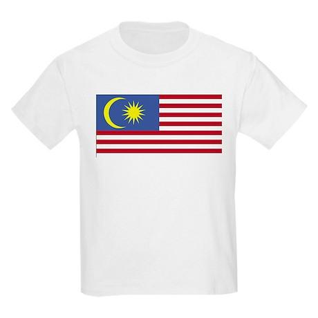 Malaysia Kids Light T-Shirt