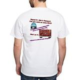 Emergency 51 Mens White T-shirts