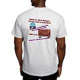 Fire department Mens Light T-shirts