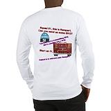 Emergency 51 Long Sleeve White T-Shirts