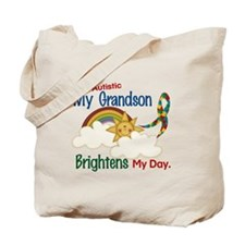 Brighten World 1 (A Grandson) Tote Bag