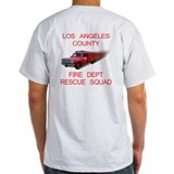 Emergency tv show with fire trucks Light T-Shirt