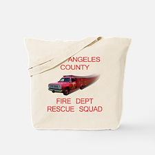 Squad 51 Rampart Tote Bag