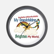 Brighten World 1 (A &Non/A Grandchildren) Wall Clo