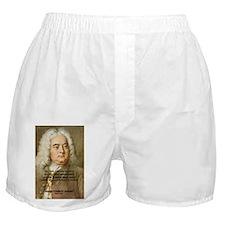 Handel's Messiah Boxer Shorts