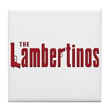 Lambertinos Tile Coaster