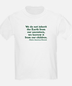 Inherit The Earth T-Shirt