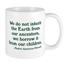 Inherit The Earth Mug