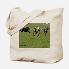 Whippet Image 11 Tote Bag