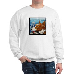 Turbine the Terrier Sweatshirt