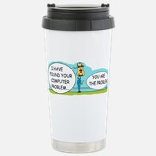 Cute Cartoons Travel Mug