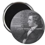 Power of Dreams: Goethe Magnet