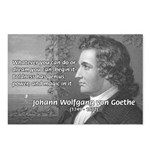 Power of Dreams: Goethe Postcards (Package of 8)