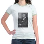 Power of Dreams: Goethe Jr. Ringer T-Shirt