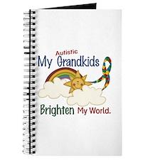 Brighten World 1 (A Grandkids) Journal