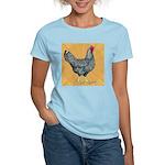 Dominique Chicken Hen Women's Light T-Shirt