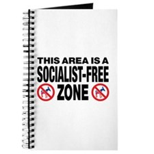 This Area Is A Socialist-Free Zone Journal