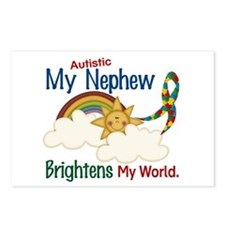 Brighten World 1 (A Nephew) Postcards (Package of