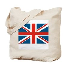British Flag Tote Bag