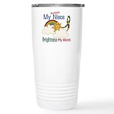 Brighten World 1 (A Niece) Travel Mug