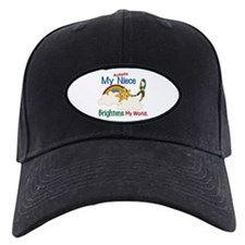 Brighten World 1 (A Niece) Baseball Hat