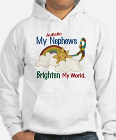 Brighten World 1 (A Nephews) Hoodie