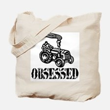 Tractor Obsessed Tote Bag