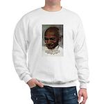 Peace Activist Gandhi Sweatshirt