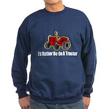 Funny Tractor Sweatshirt