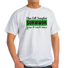 Stem Cell Transplant Survivor T-Shirt
