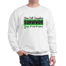 Stem Cell Transplant Survivor Sweatshirt