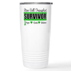 Stem Cell Transplant Survivor Travel Mug