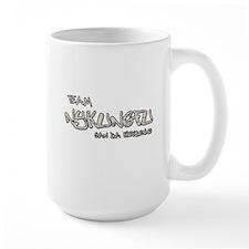 NYKUNGFU Fight Team Logo 1 Mug