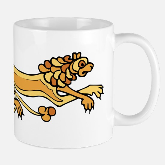 Celtic Lion Mug