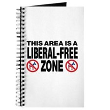 This Area Is A Liberal-Free Zone Journal
