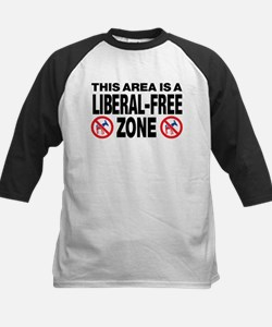 This Area Is A Liberal-Free Zone Tee