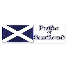 Scottish Pride Bumper Bumper Sticker